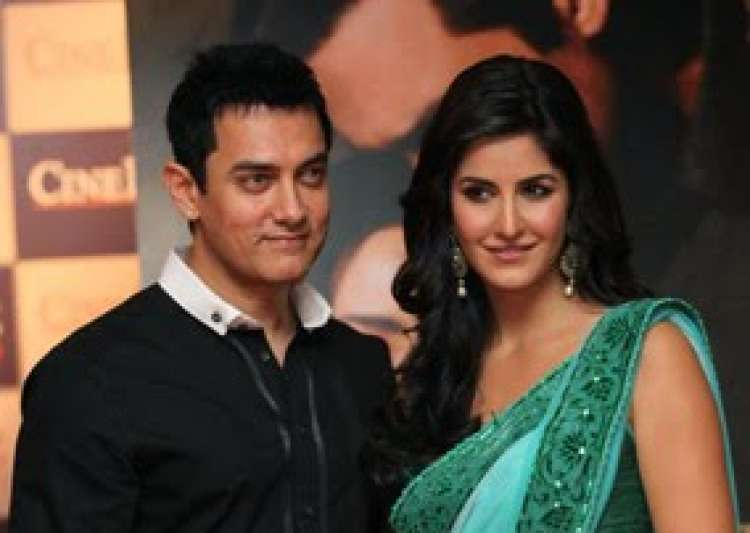 Katrina reunites with Aamir for 'Thugs of Hindostan'