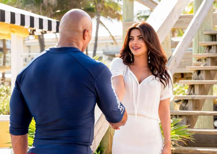 Priyanka Chopra's Baywatch collects 2.25 cr in India on- India Tv