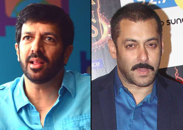 Salman Khan and Kabir Khan- India Tv