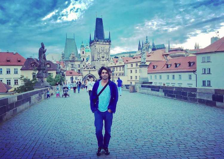 Sunil Grover's Prague pictures are giving us major travel- India Tv