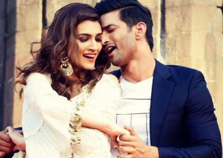 Raabta: Check out Sushant Singh Rajput and Kriti Sanon's- India Tv