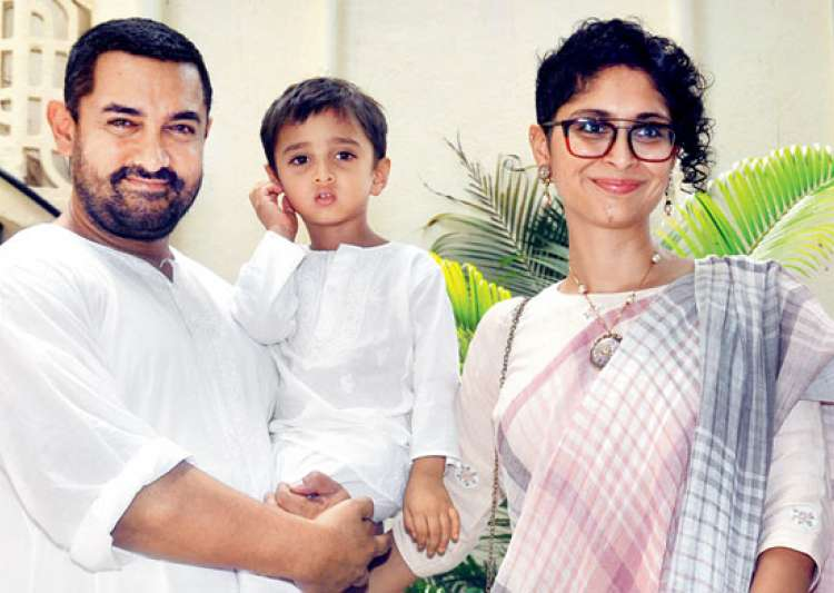fathers day aamir khan- India Tv