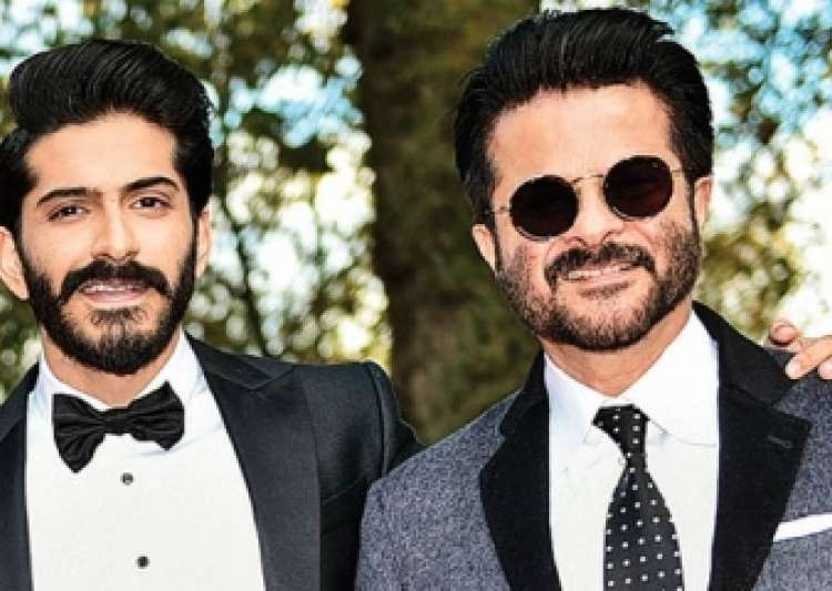 Anil Kapoor and son Harshvardhan to share screen space?- India Tv