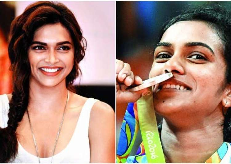 Deepika Padukone as PV Sindhu in Sonu Sood's film- India Tv