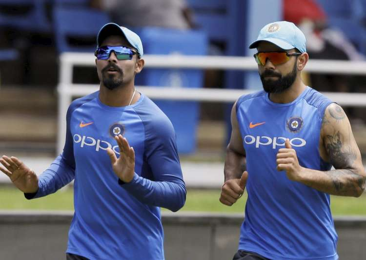 Rahane, Kohli shine as India rout West Indies