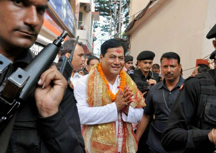 Assam CM Sonowal faces SC wrath for statement on date of- India Tv