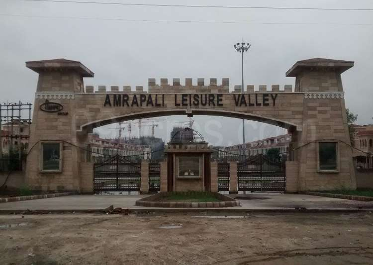 File pic - Amrapali Leisure Valley project- India Tv