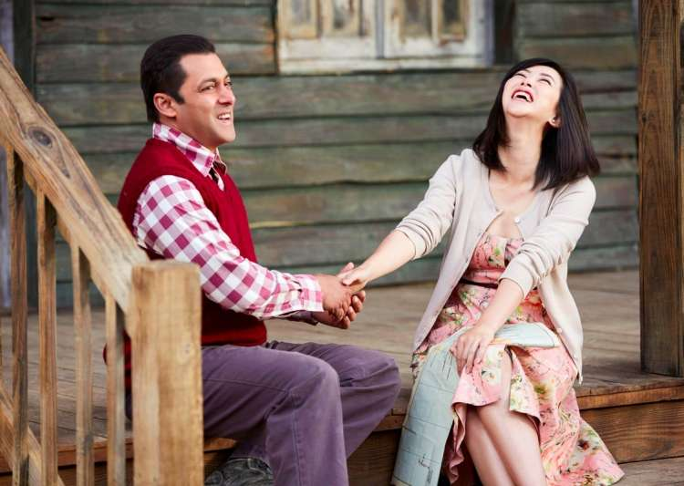 Salman Khan, Zhu Zhu Tubelight- India Tv