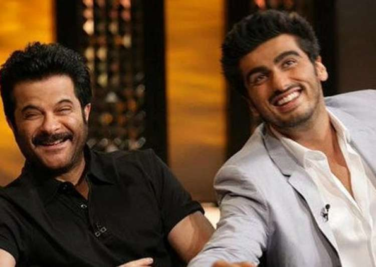 Anil Kapoor on Arjun Kapoor- India Tv