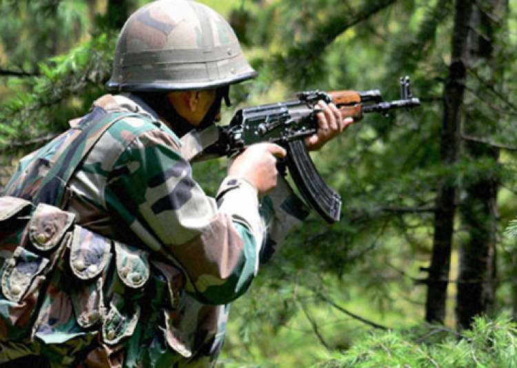 Army foils six infiltration attempts in 2 days- India Tv