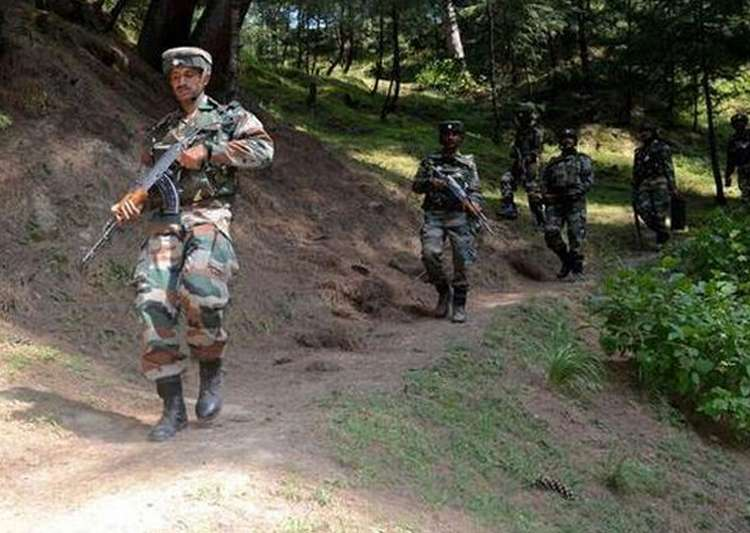 Three militants gunned down in Kashmir's Naugam sector
