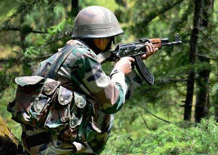 Representational pic - Pakistani forces violate ceasefire- India Tv