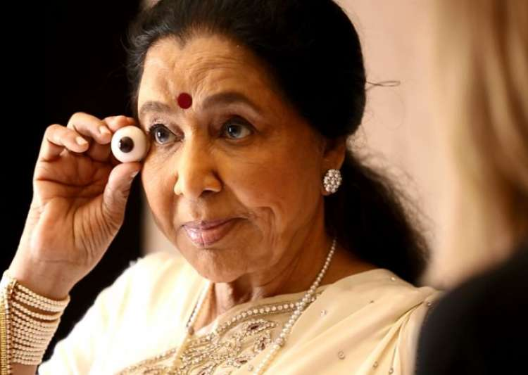 asha bhosle- India Tv
