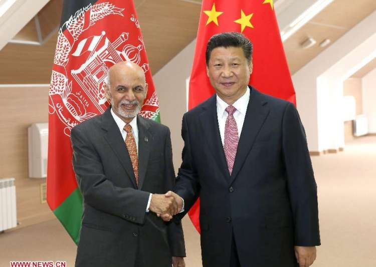 Modi and Ghani discuss terrorism, Afghan reconciliation