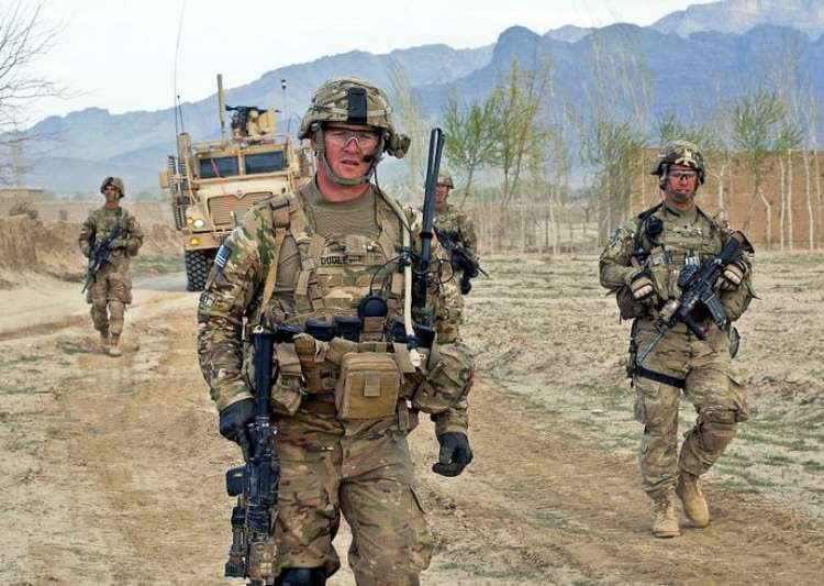 8 Afghan guards killed, 2 injured as gunmen storm US base- India Tv