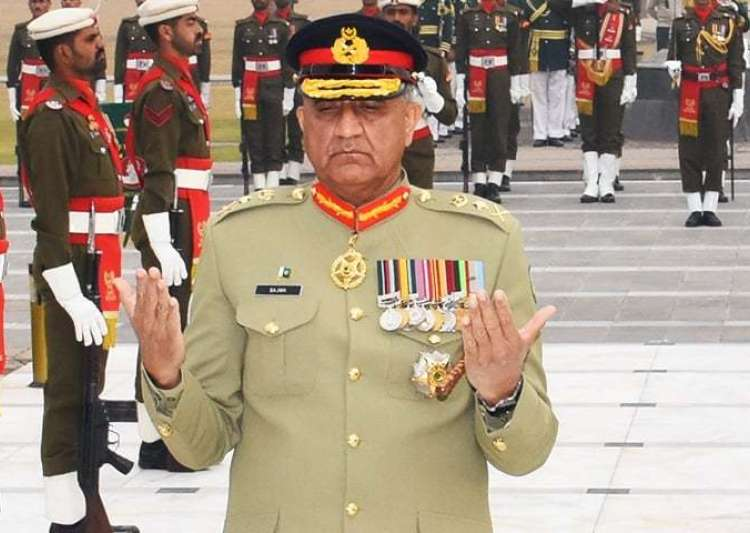 Pak Army chief General Bajwa- India Tv