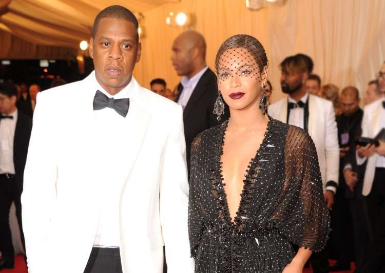 Beyonce and Jay Z twins- India Tv