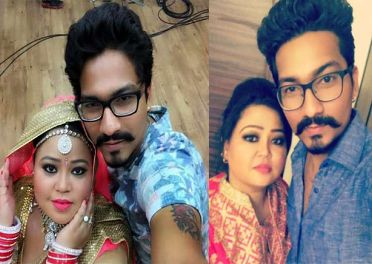 Bharti Singh, Haarsh Limbaachiya- India Tv