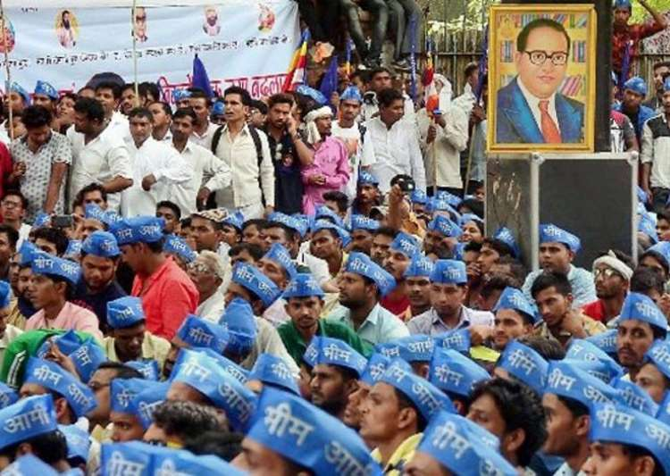 BSP said Bhim army is not integrated enough- India Tv