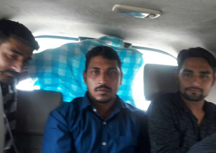 Bhim Army Chief Chandrashekhar Azad Arrested in Dalhousie
