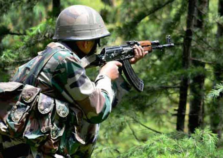 Indian Army personnel- India Tv