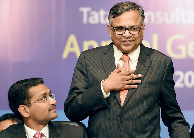 No impact of protectionism on TCS hiring, Chandrasekaran - India Tv