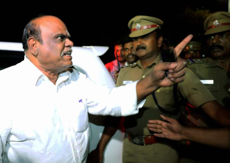 Justice Karnan's case calls for reviewing judges' selection- India Tv