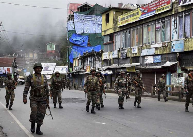 GJM plans to revive its 'peacekeeping' wing GLP