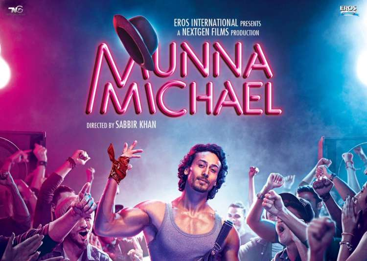 Tiger Shroff nails it as Desi MJ in this Munna Michael- India Tv