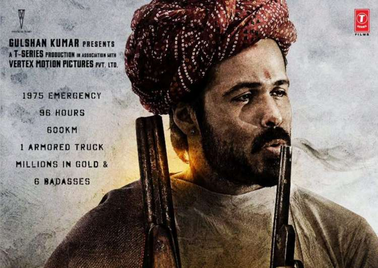 'Baadshaho': Emraan Hashmi's 'desi avatar' promises some real action