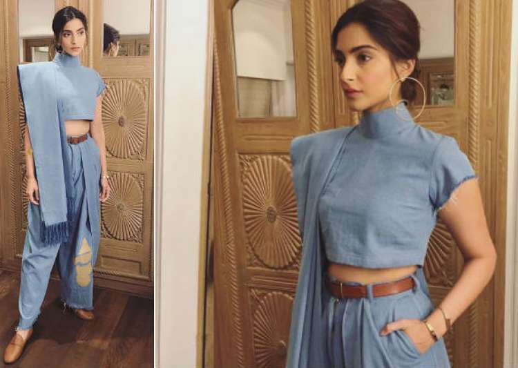 Town wishes 'warrior princess' Sonam Kapoor on birthday