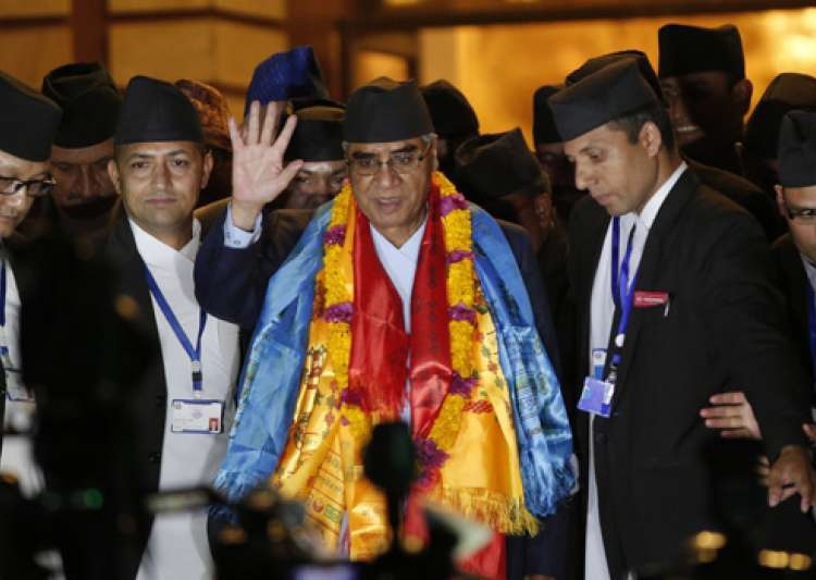Deuba sworn in as new Nepal PM, forms Cabinet with seven- India Tv