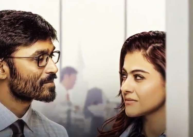 Dhanush, Kajol share crackling chemistry, star power in VIP 2 trailer