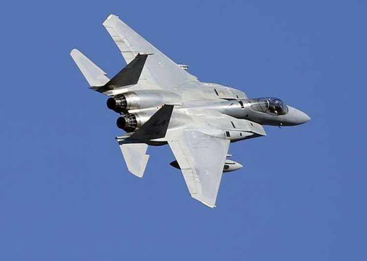 F-15 fighter jet- India Tv