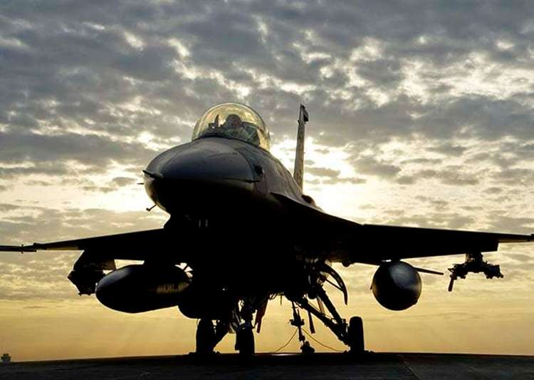 Lockheed Martin, Tata ink deal to make F-16 fighters in- India Tv