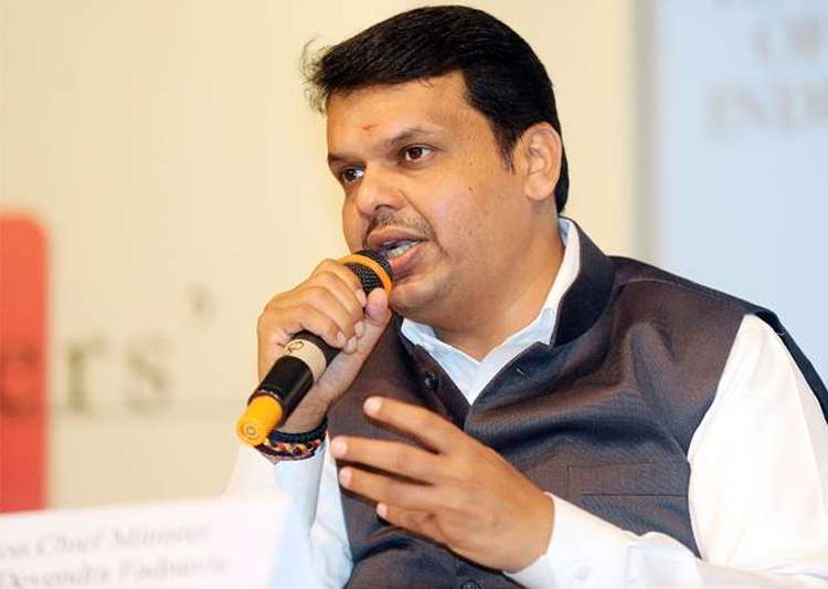 File pic of Maharashtra Chief Minister Devendra Fadnavis