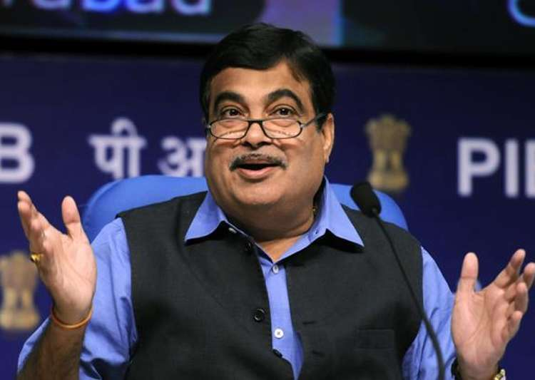 File pic of Nitin Gadkari - India Tv