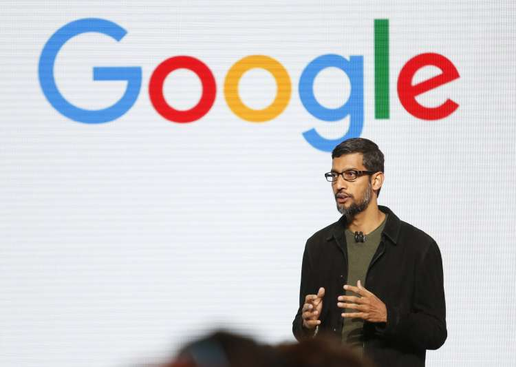 Google fined record Rs17,500 cr by EU for manipulating- India Tv
