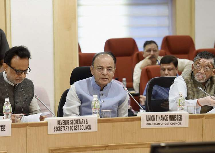GST Council revises rates for 66 items- India Tv