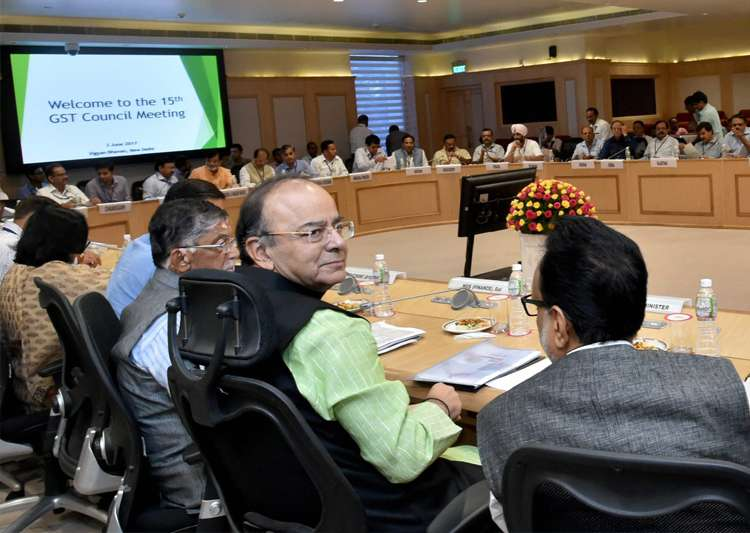 GST rates ready for most items, talks on over gold, beedis