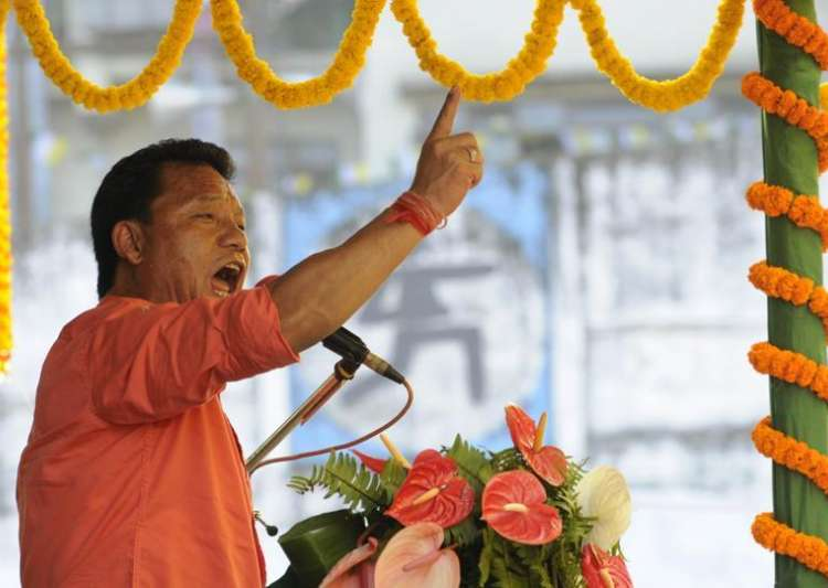 Get prepared for do or die fight for Gorkhaland: Bimal- India Tv