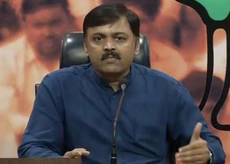 GVL Narasimha Rao- India Tv