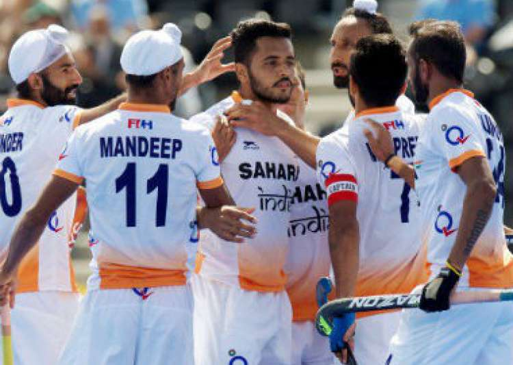 HWL Semi-Final: India thrash Pakistan 7-1 to storm into- India Tv