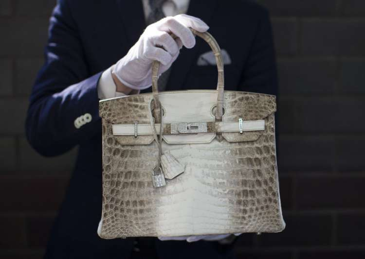 World's most expensive handbag- India Tv