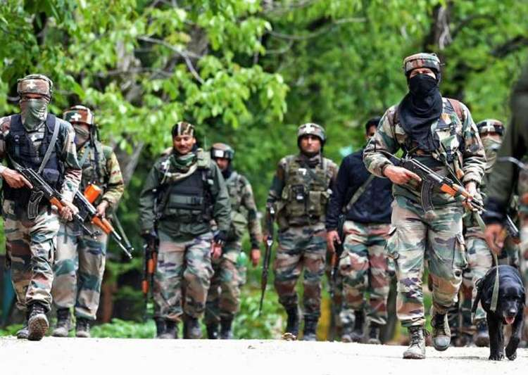 Army kills 13 militants along LoC in 96 hours - India Tv