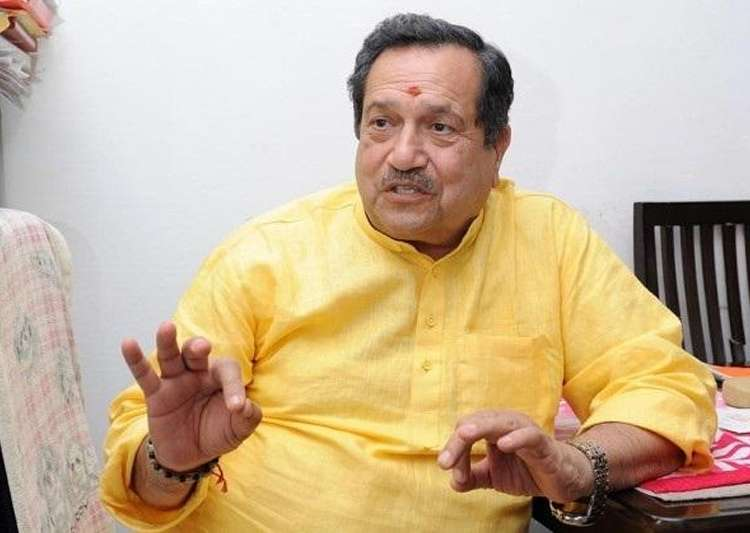 File pic of RSS leader Indresh Kumar- India Tv