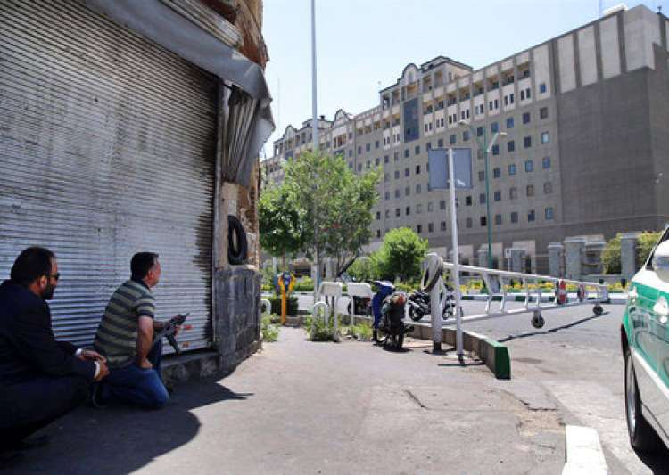 Gunshots reported inside parliament, Imam Khomeini shrine