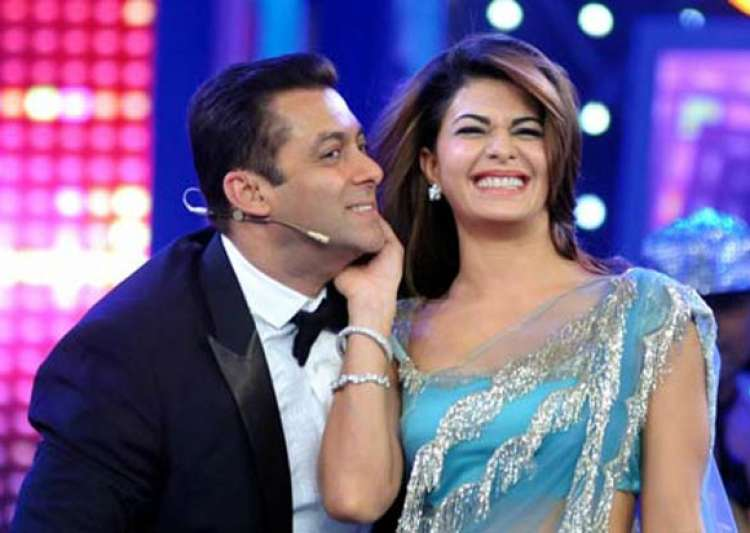 Salman Khan, Jacqueline Fernandez- India Tv