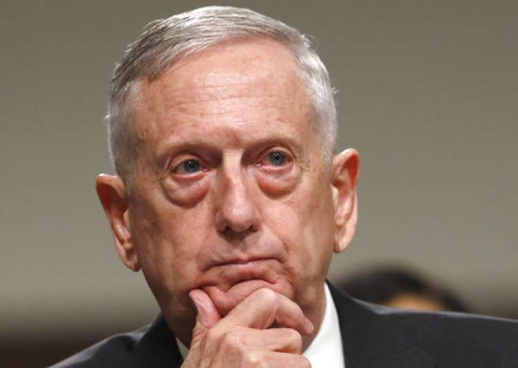 US strikes against pro-Syrian government forces in self-defense -Mattis