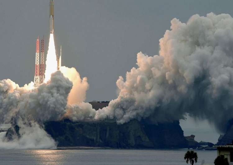 Japan launches rocket with satellite to build its own Global Positioning System